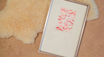 DIY Kisses Valentine Gift