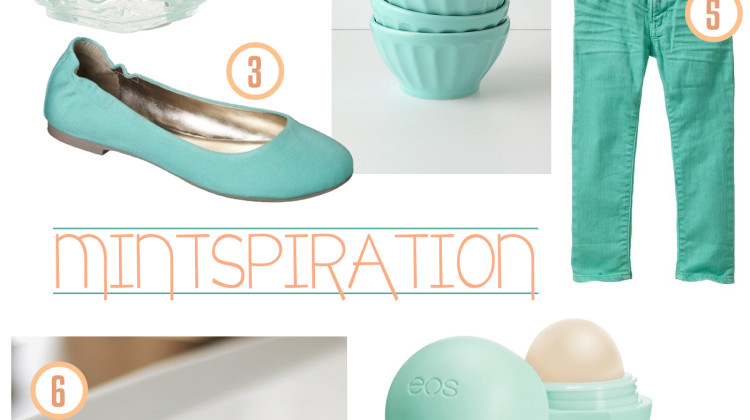 Get Minted // Mint Inspiration from Fresh Mommy Blog