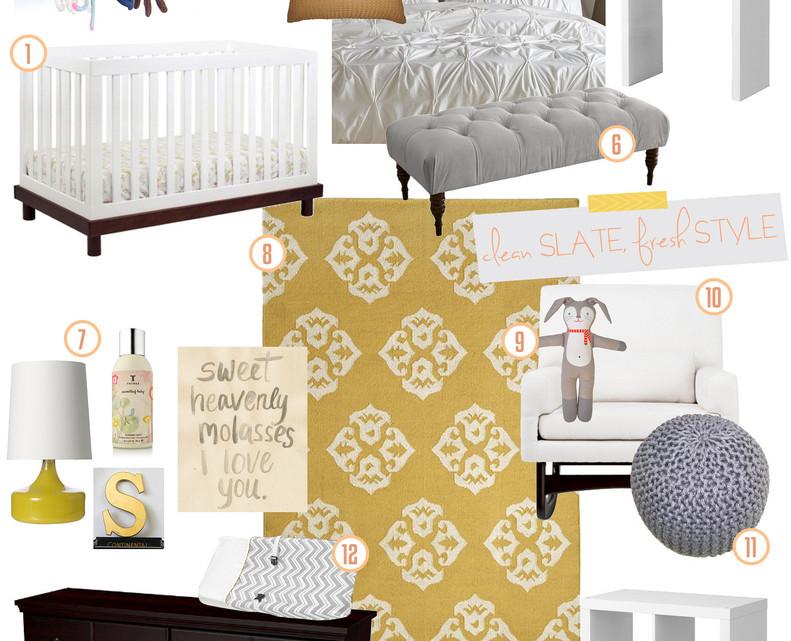 Master Bedroom Nursery Nook Inspiration Board Fresh