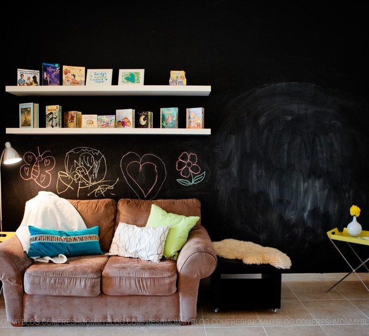 Home Refresh // Cheery + Fresh Family Space