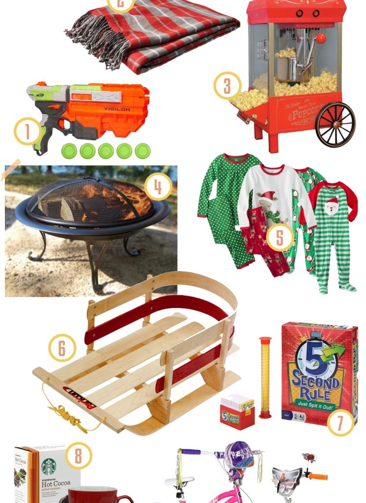 Gift Guide // for the Family and a Target #MyKindofHoliday Giveaway!