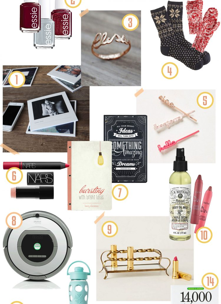Gift Guide // for the Mommy