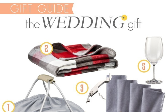 Gift Guide // The Wedding Present