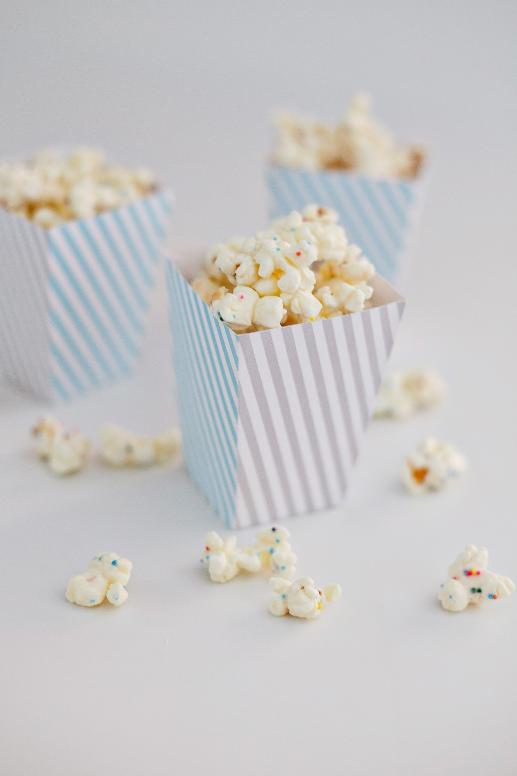 Diy Popcorn Box Template  Diy Do It Your Self