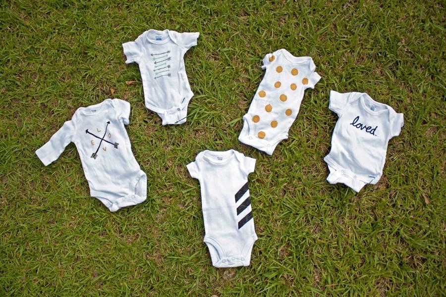 Make // DIY Tiny Baby Onesies by Fresh Mommy Blog