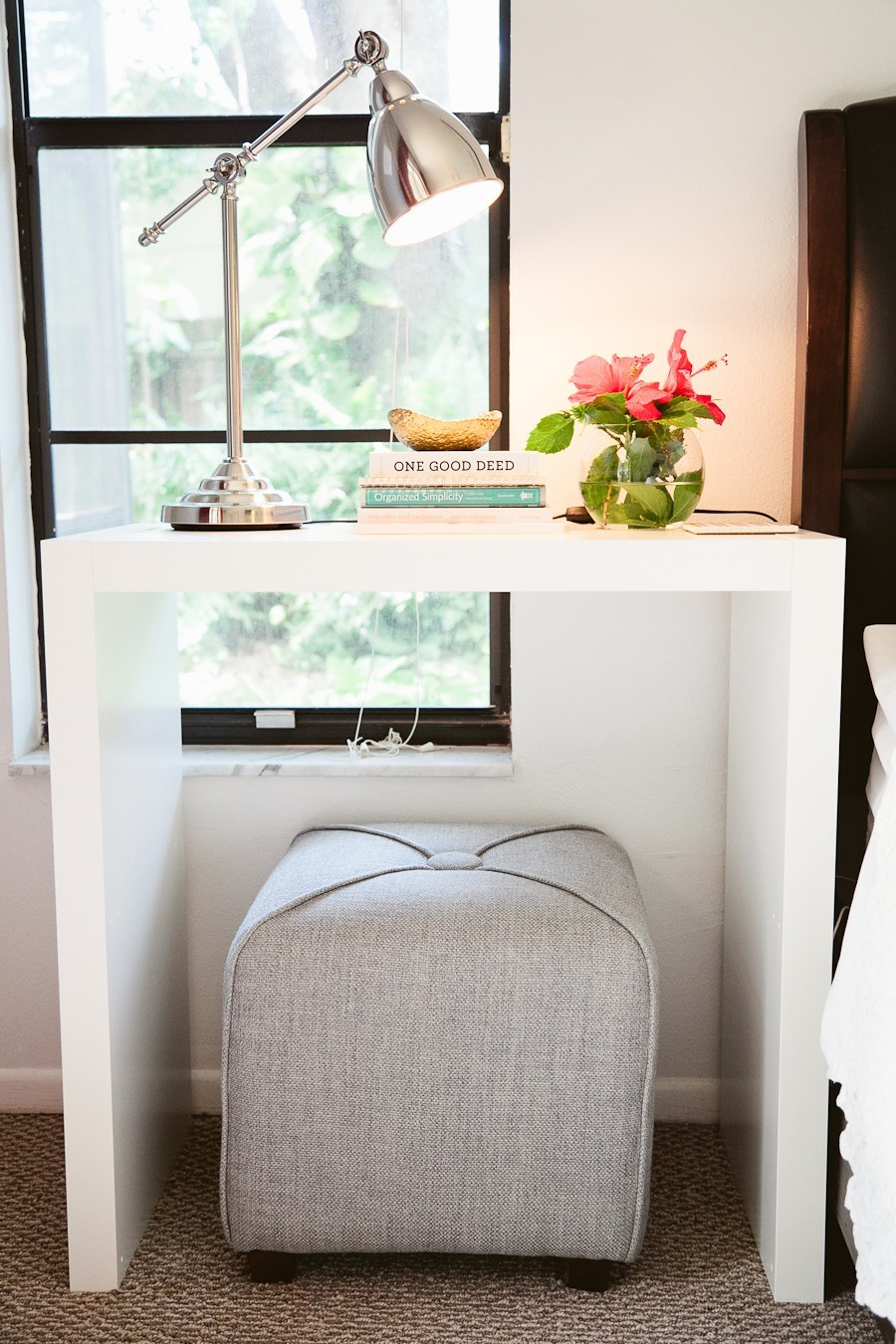 5 Tips to Cozy Up a Rental Space   Bedroom Makeover on Fresh Mommy Blog-16