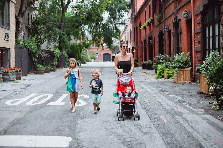 #bluesummertour in New York by Fresh Mommy Blog