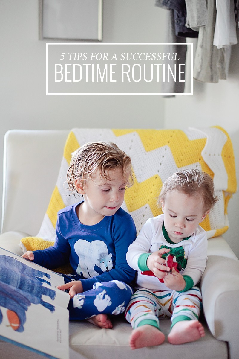 Click here for 5 simple tips to create a quick and easy bedtime routine for kids.