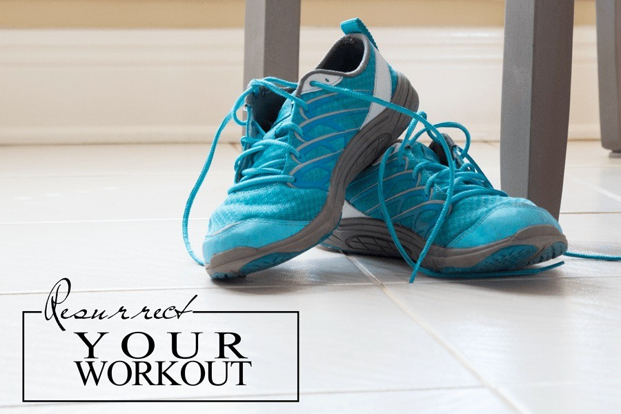 Fitness // Resurrect Your Workout by Fresh Mommy Blog