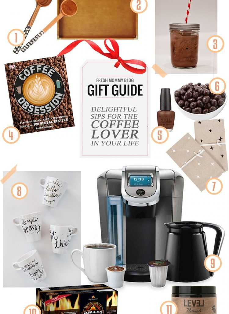 Gift Guide // Top Gifts For the Coffee Lover