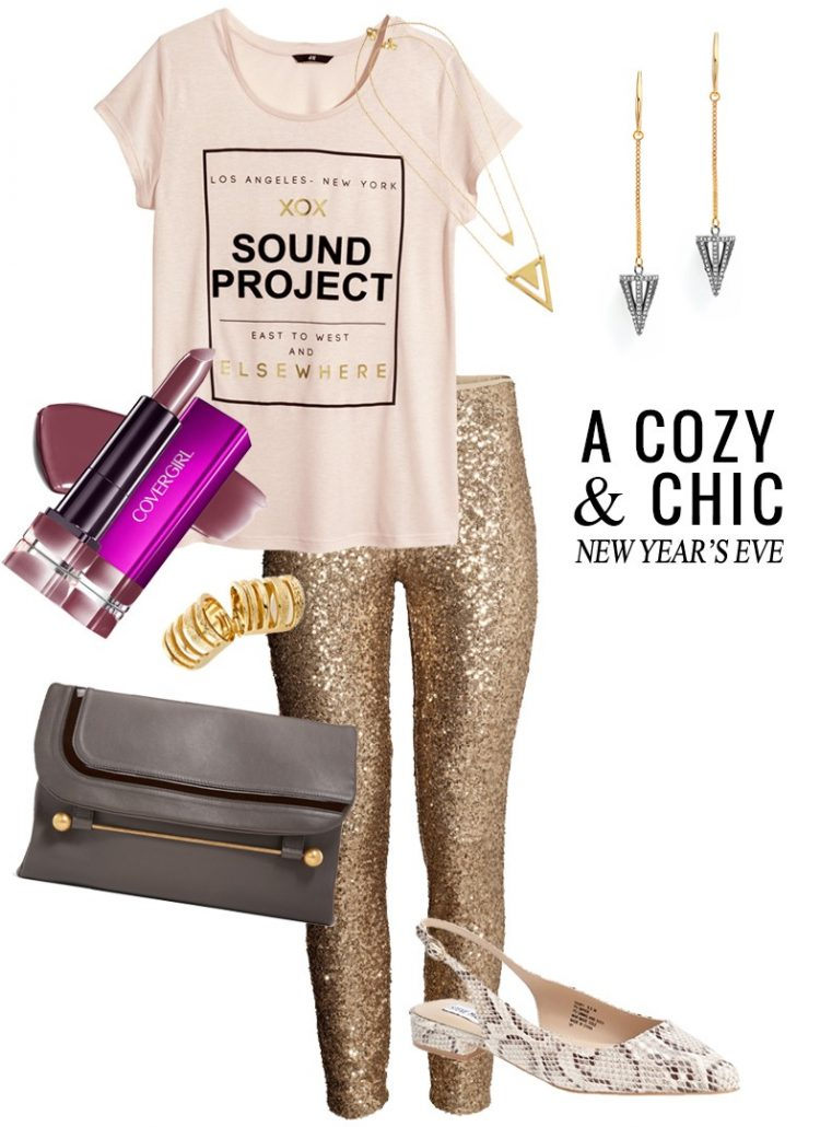 New Year's Eve Style Guide + a Giveaway