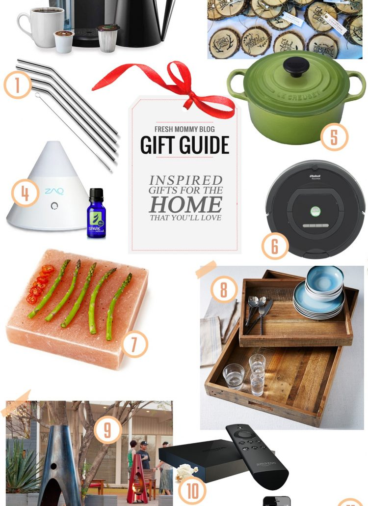 Gift Guide // Top Gifts for Your Home