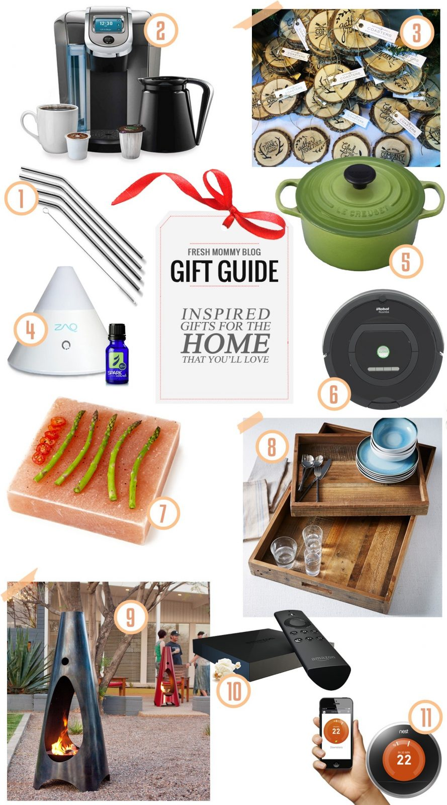 Gift Guide - Top Gifts for the Home