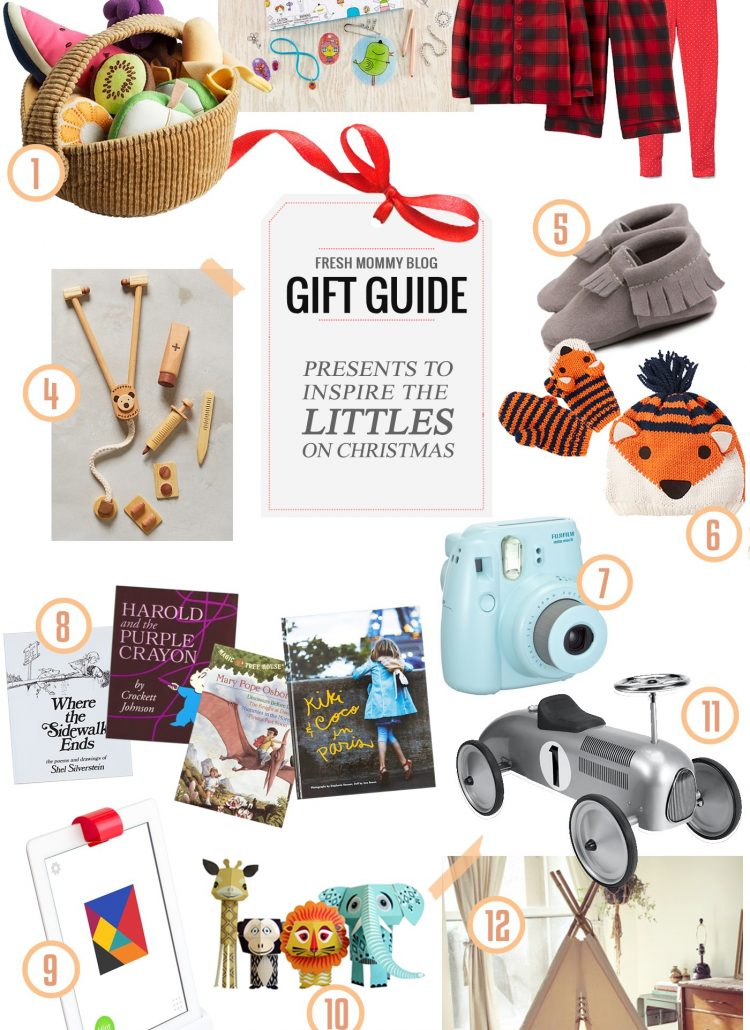 Gift Guide // Top Gifts for the Littles