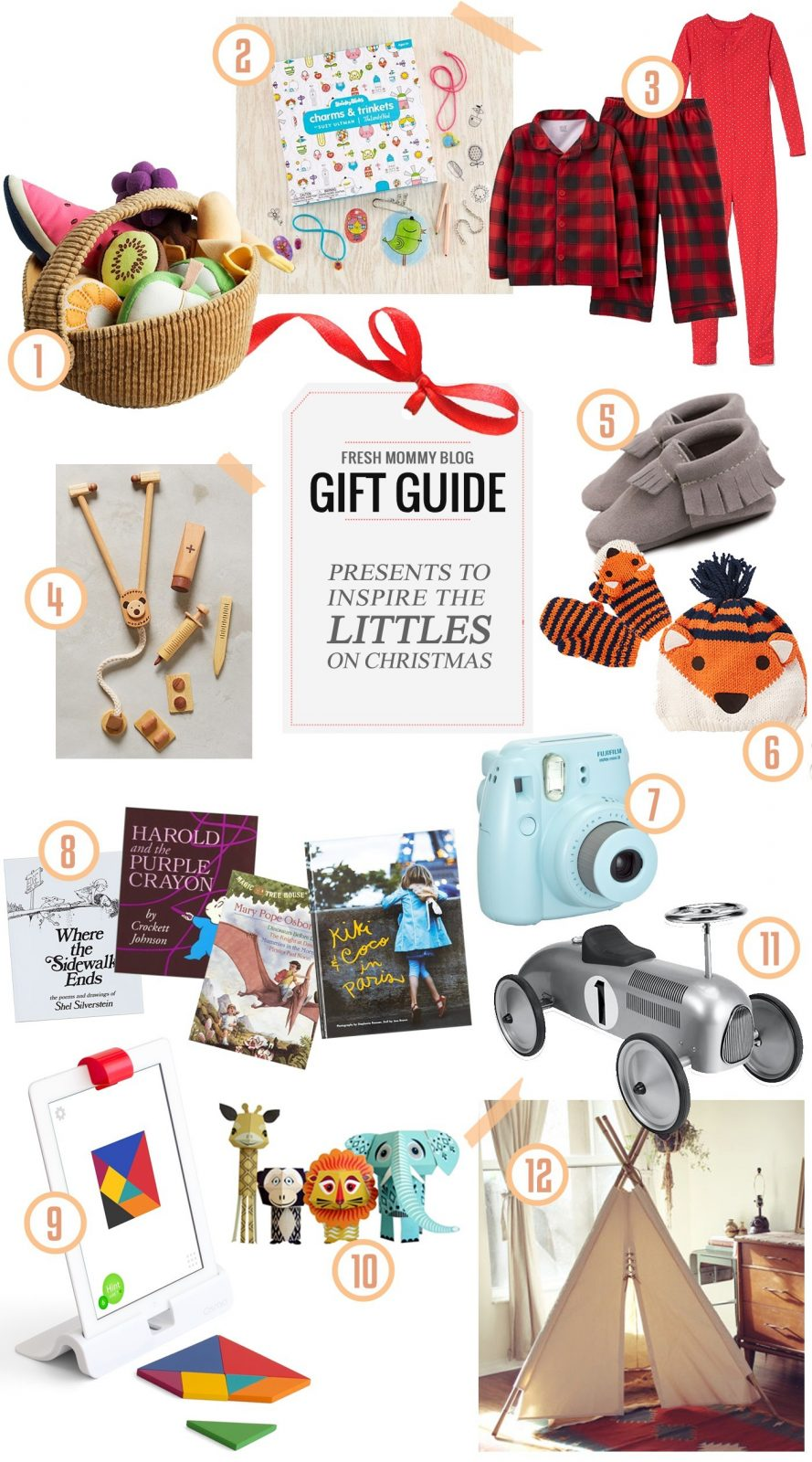 Gift Guide - Top gifts for the kids