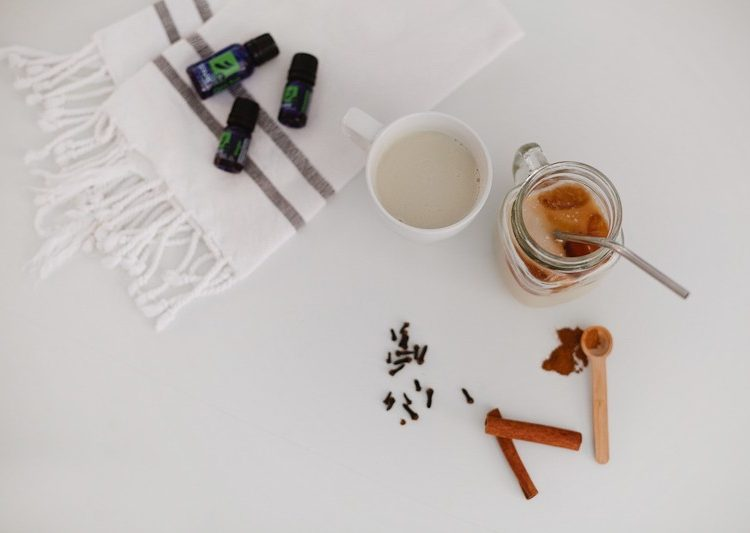Chai Tea Recipe with Essential Oils by popular Florida lifestyle blogger Fresh Mommy Blog