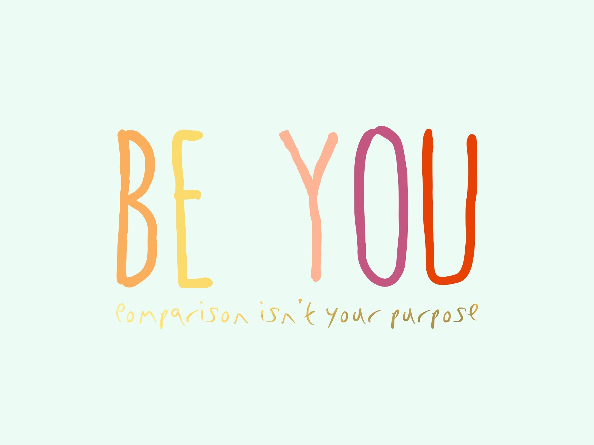 be you comparison isn 39 t your purpose fresh mommy blog fresh mommy blog