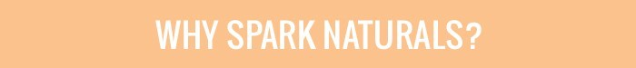 why spark naturals