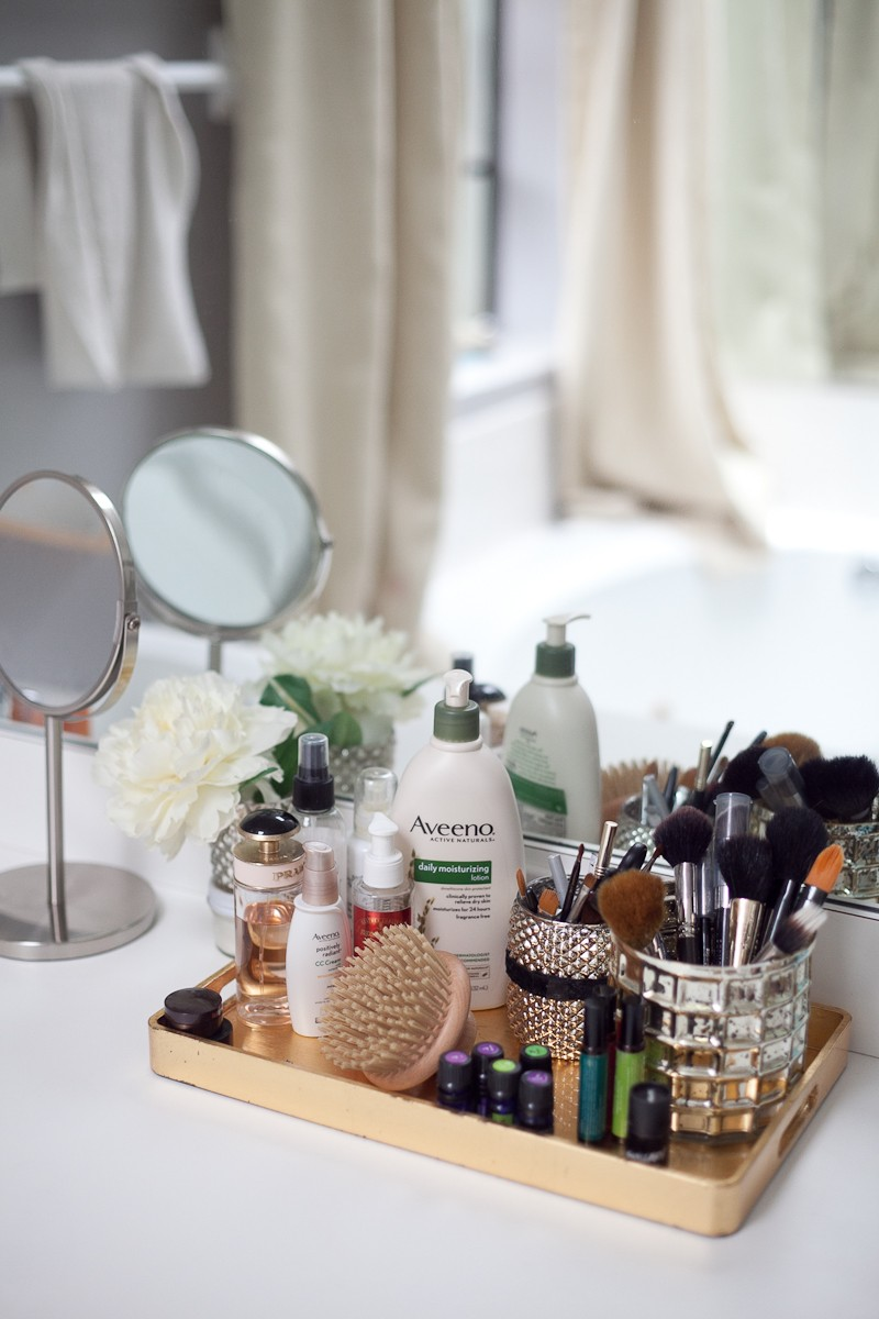 Spring Cleaning and Organize Your Vanity - Tips from Fresh Mommy Blog-12