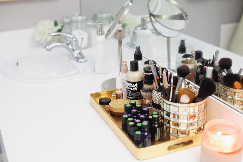 Beauty Organization Easy Tips To Clean Up Amp Sort Out Your