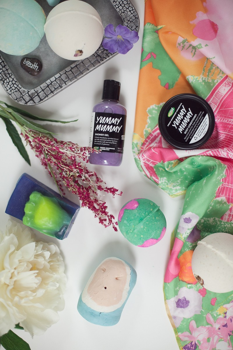 Lush Mother's Day Goods