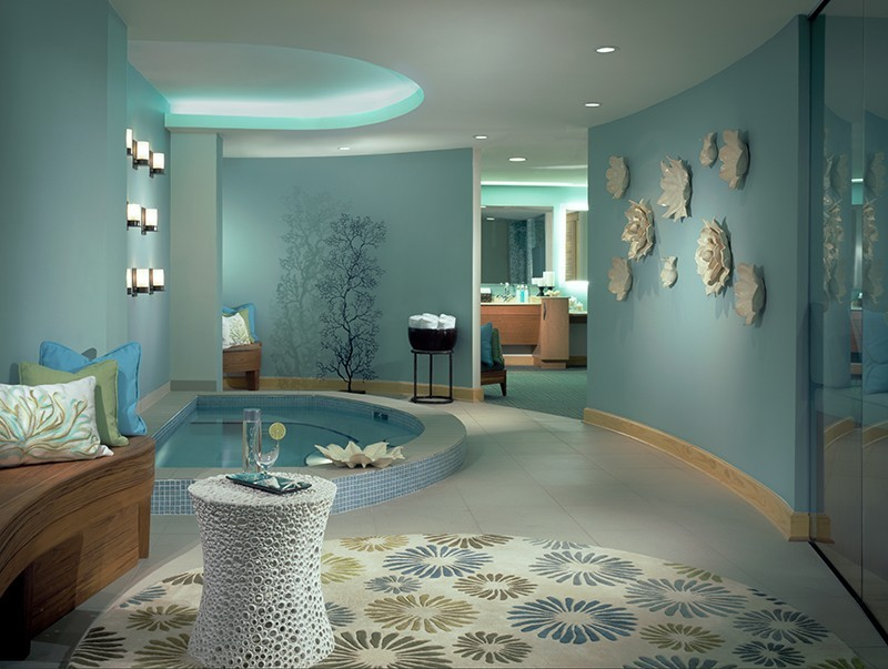 The Spa at One Ocean Resort, Atlantic Beach Florida
