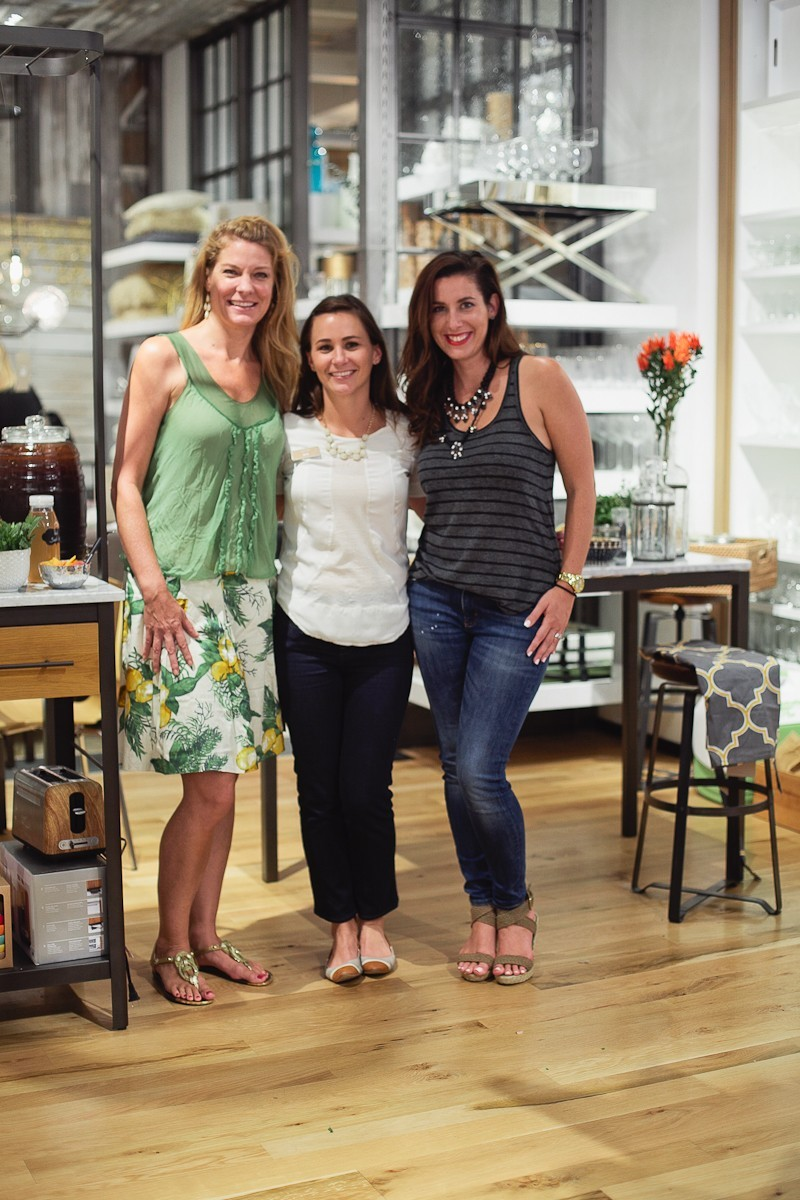 West Elm #FreshEvent with Tabitha Blue and Krayl Funch-15