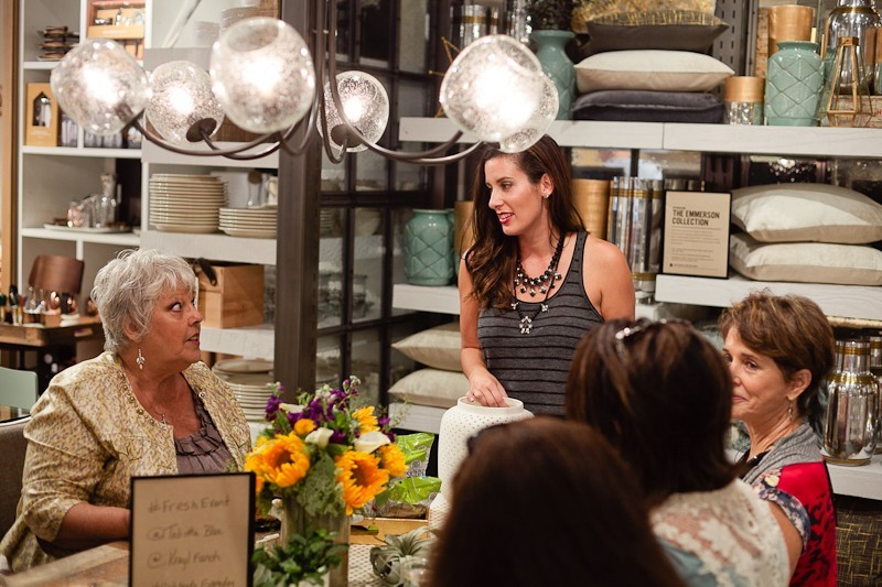 West Elm #FreshEvent with Tabitha Blue and Krayl Funch-35