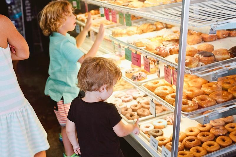 Julie Darling Doughnuts