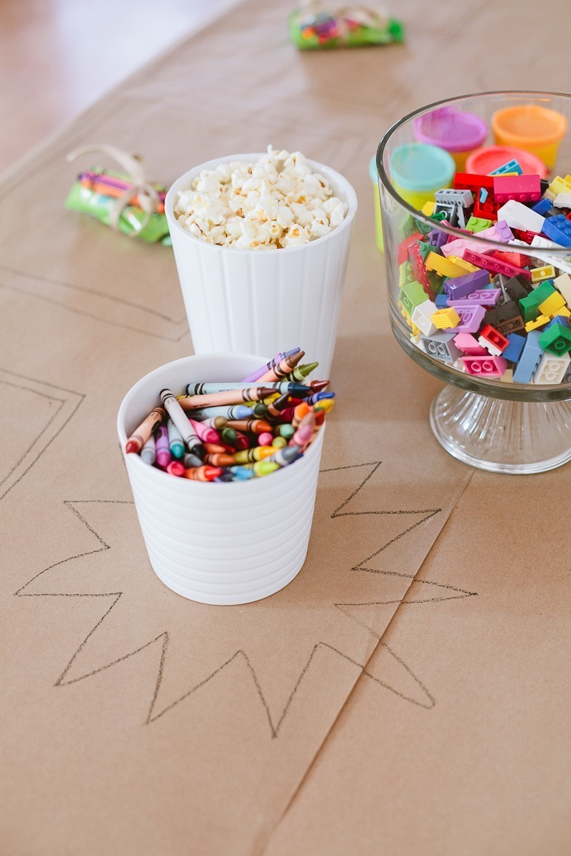 Tips for a Ridiculously Easy Table to Keep Kids Entertained for any Party-10 - A Ridiculously Easy Kids Table to Entertain Them by popular lifestyle blogger Fresh Mommy Blog