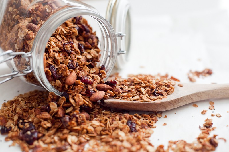 Easy Homemade Granola… healthy and simple to make for your family!-3