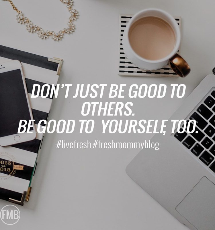 Be Good To Yourself Too // My Goal This Year!