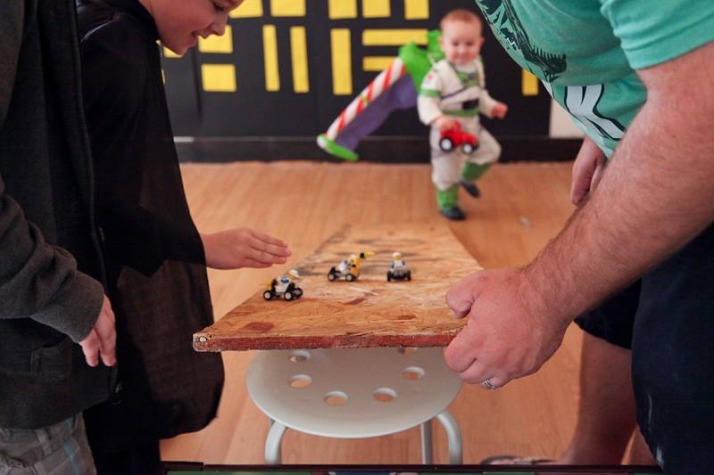 Brayden's Superhero Lego Birthday Party-19