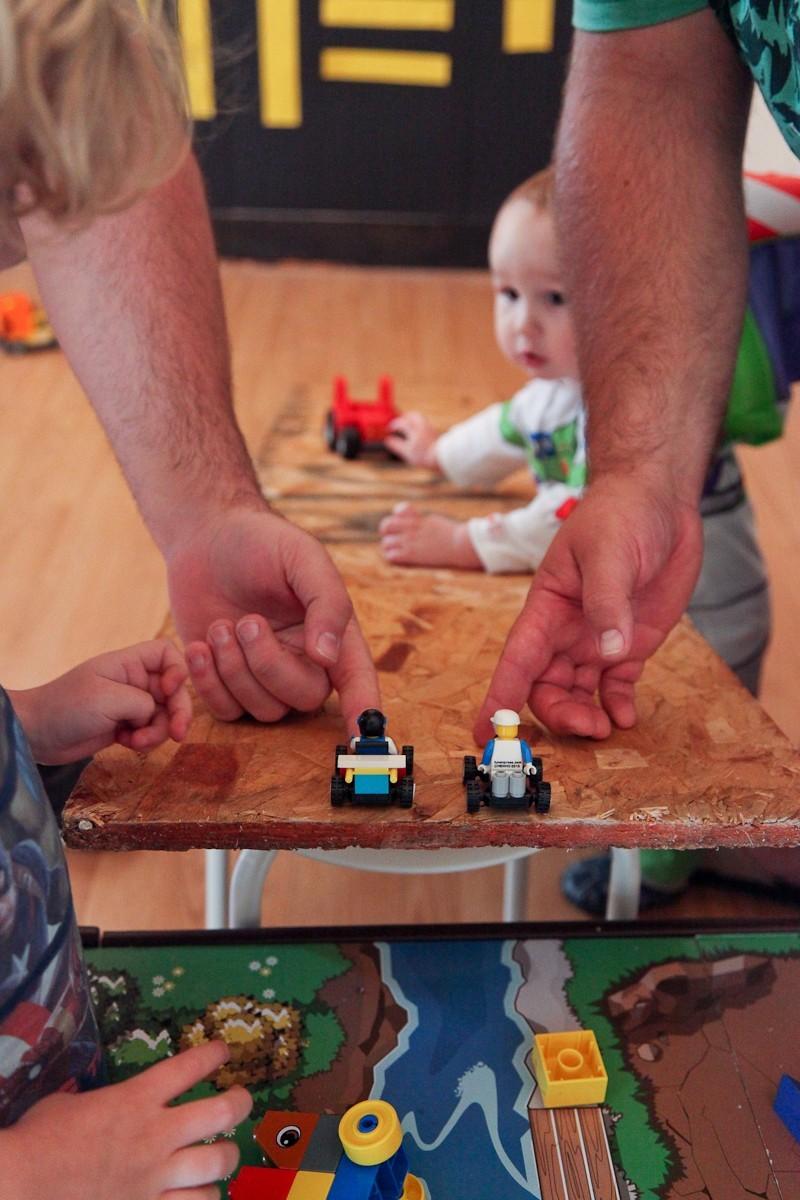 Brayden's Superhero Lego Birthday Party-20