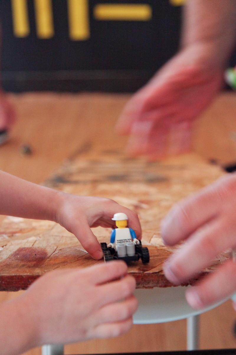 Brayden's Superhero Lego Birthday Party-21
