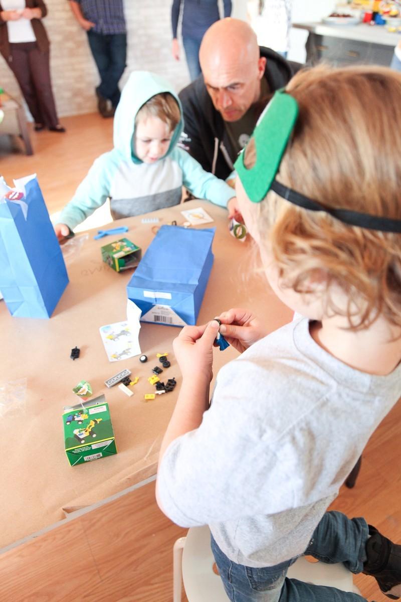 Brayden's Superhero Lego Birthday Party-26