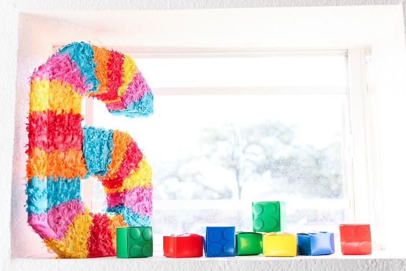 Brayden's Superhero Lego Birthday Party-78