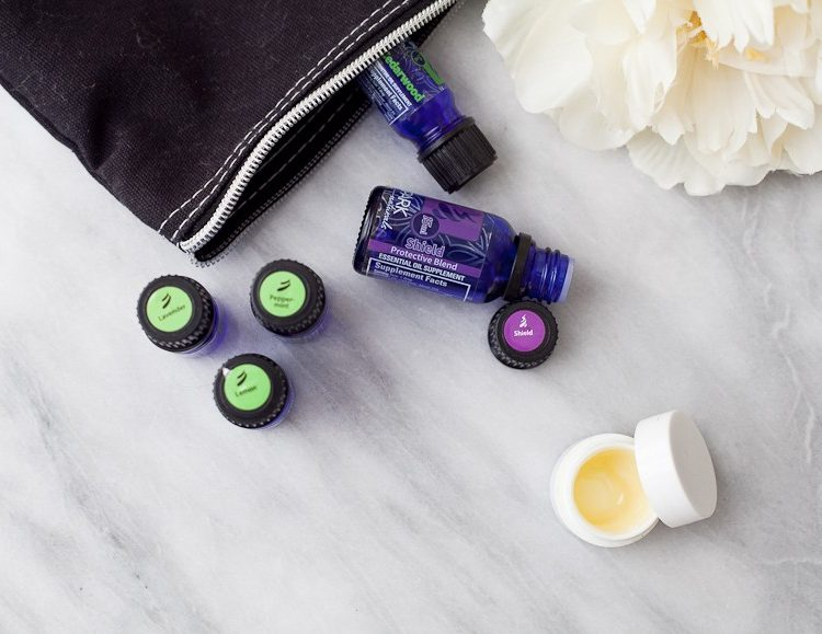 Essential Oils for Travel (You Don't Want to Leave Home Without)