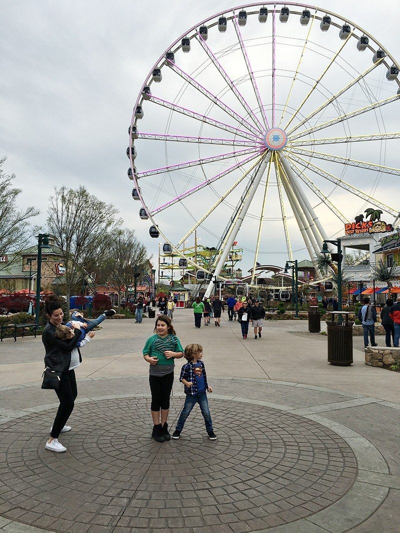 Ferris Wheel at The Island, Pigeon Forge