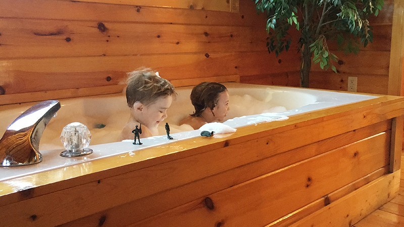 Pigeon Forge Family Fun Vacation Cabin Fever Vacations