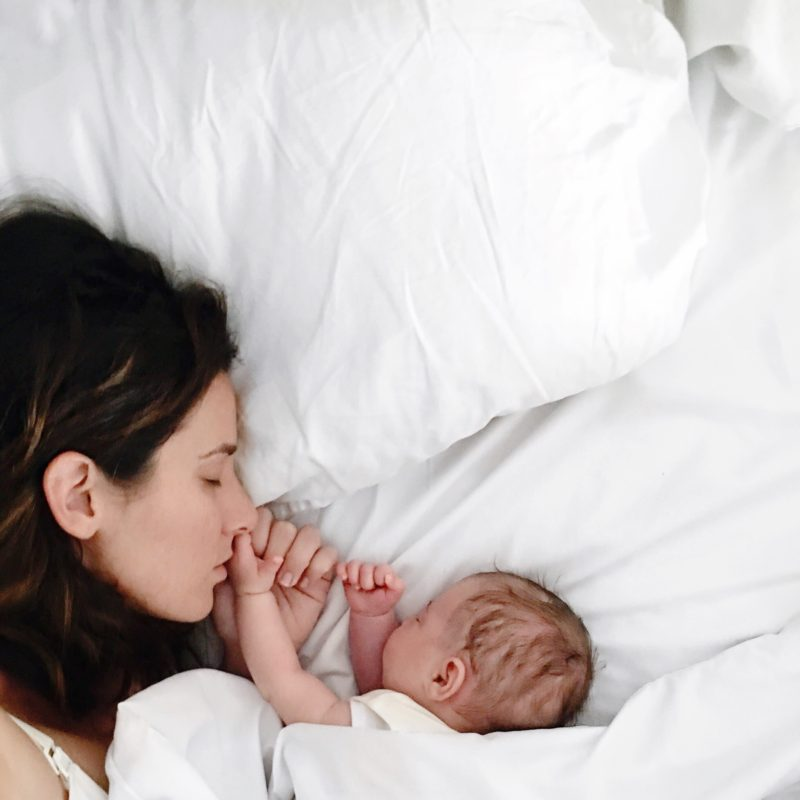Mama and baby love.