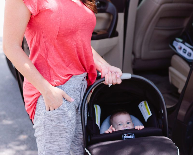Car Seat Safety For BabySafetyMonth Giveaway