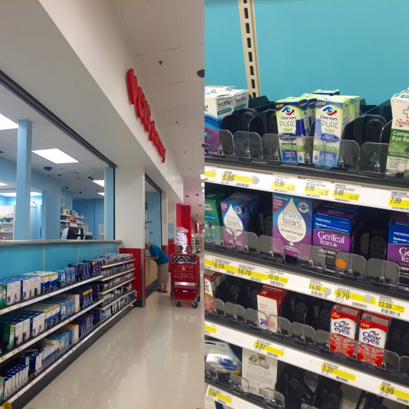 Clear Eyes® Pure Relief™ for Dry Eyes at Target