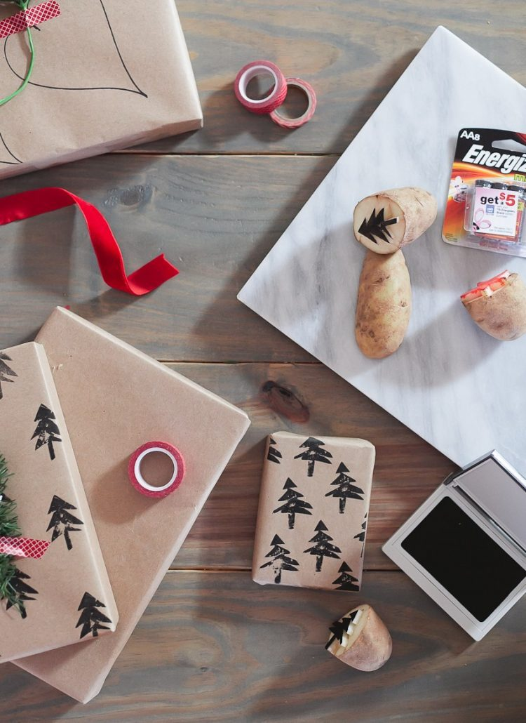 Simple & Easy Christmas Gift Wrapping Ideas You Can't Miss
