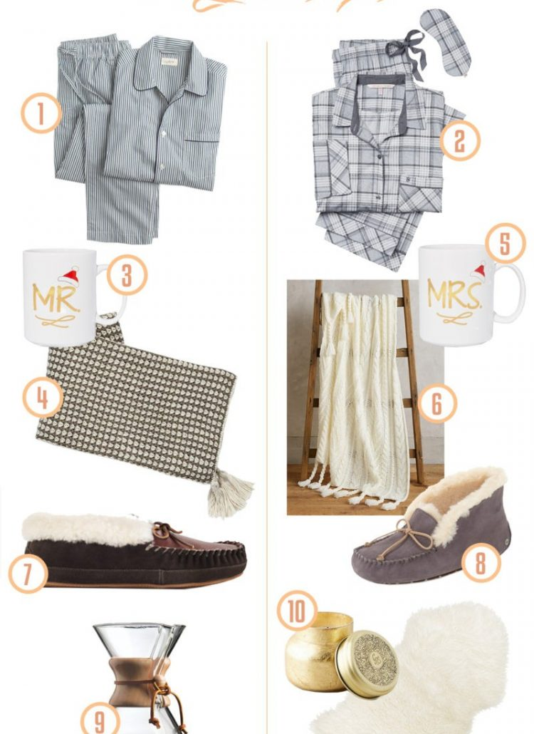 Top His & Hers Cozy Gift Ideas