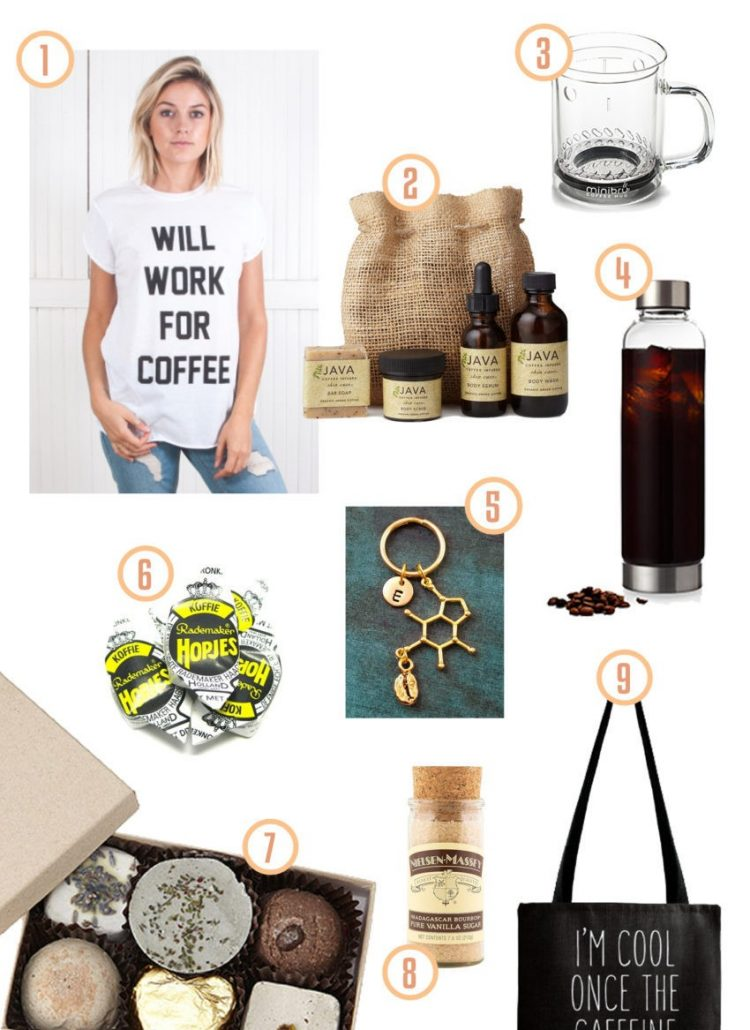 Last Minute Gift Guide for the Coffee Lover