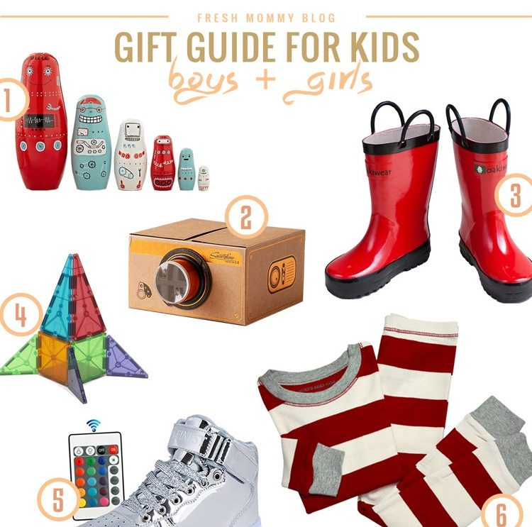 Kids Gift Guide   Top Picks Boys and Girls Will Love