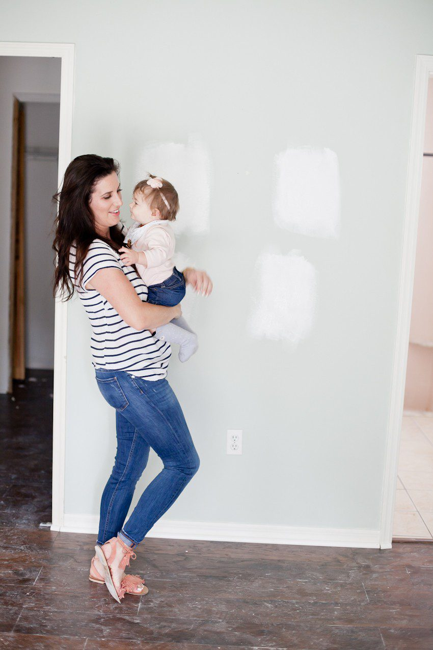 Top tips (and one simple way to always get it right!) for easily choosing the right white paint for any space in your home!