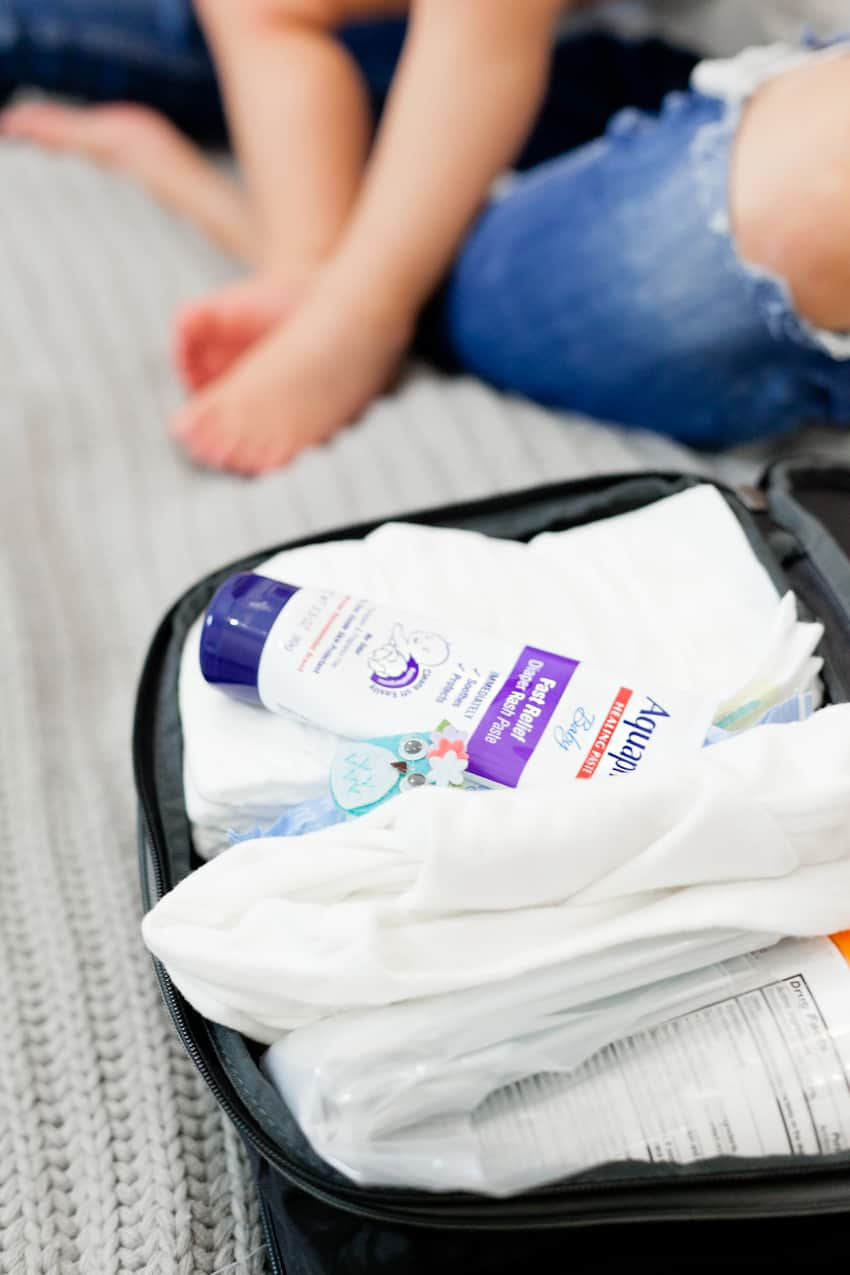 My mom secret for always being prepared and how I take care of my little ones while on the go!