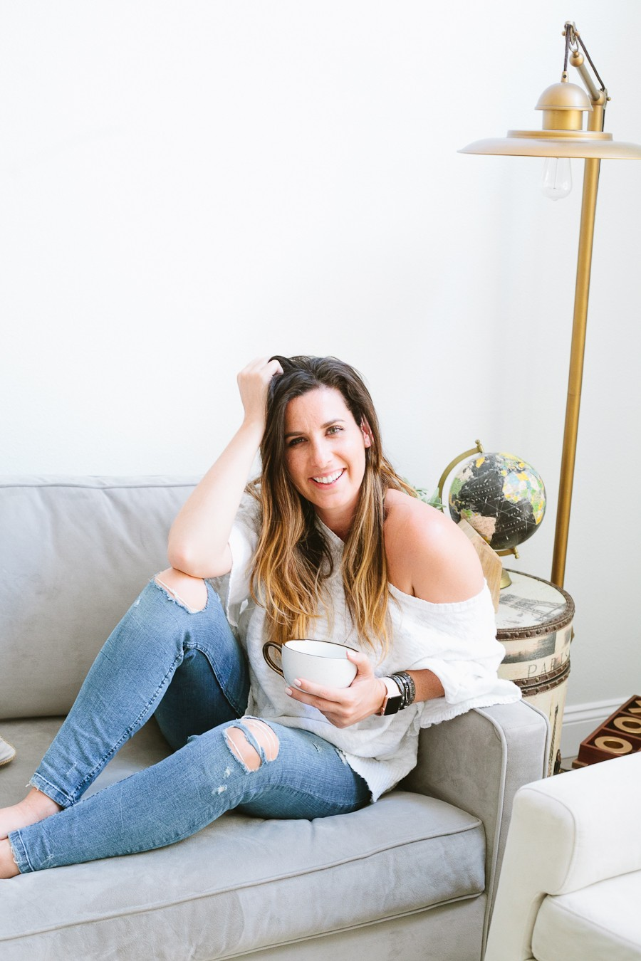 How I Stay on Track for a Healthier Year by popular Florida lifestyle blogger Fresh Mommy Blog